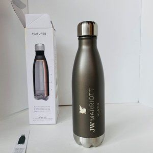 H2GO Force Stainless Steel Vacuum Thermal Bottle